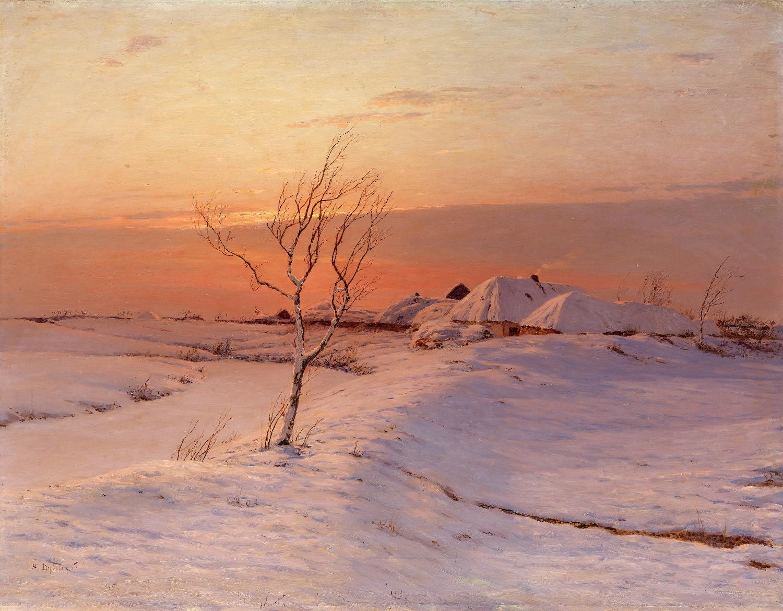 Russian Paintings Gallery.