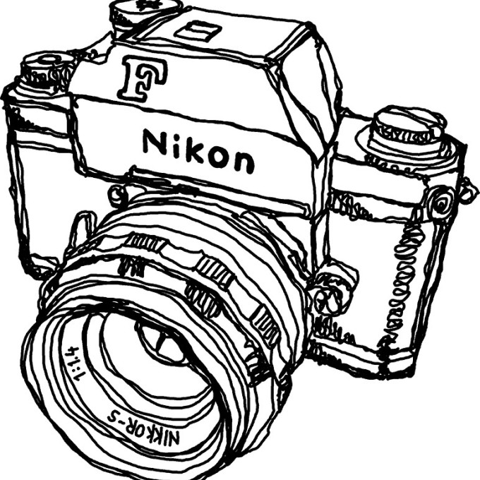 Nikon Camera Cliparts Free Download Clip Art.