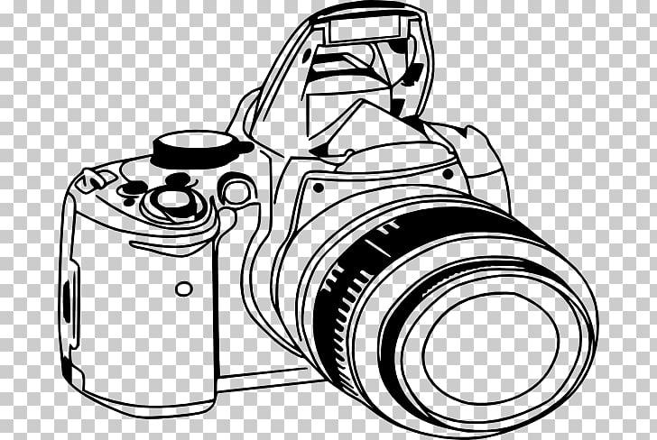 Nikon D3100 Digital SLR Camera , line camera PNG clipart.
