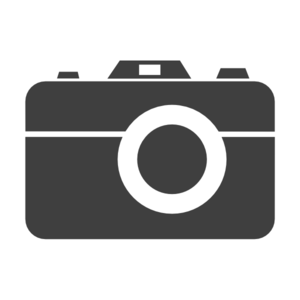 Grey Camera Icon Clip Art at Clker.com.