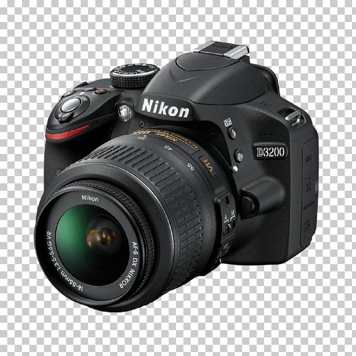 Nikon D3100 Nikon D3200 Nikon D5100 Digital SLR, Camera PNG.