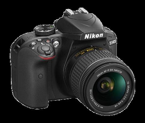 Nikon D3400 (Body Only).