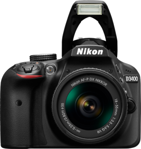 Details about Brand New Original Nikon D3400 + AF.