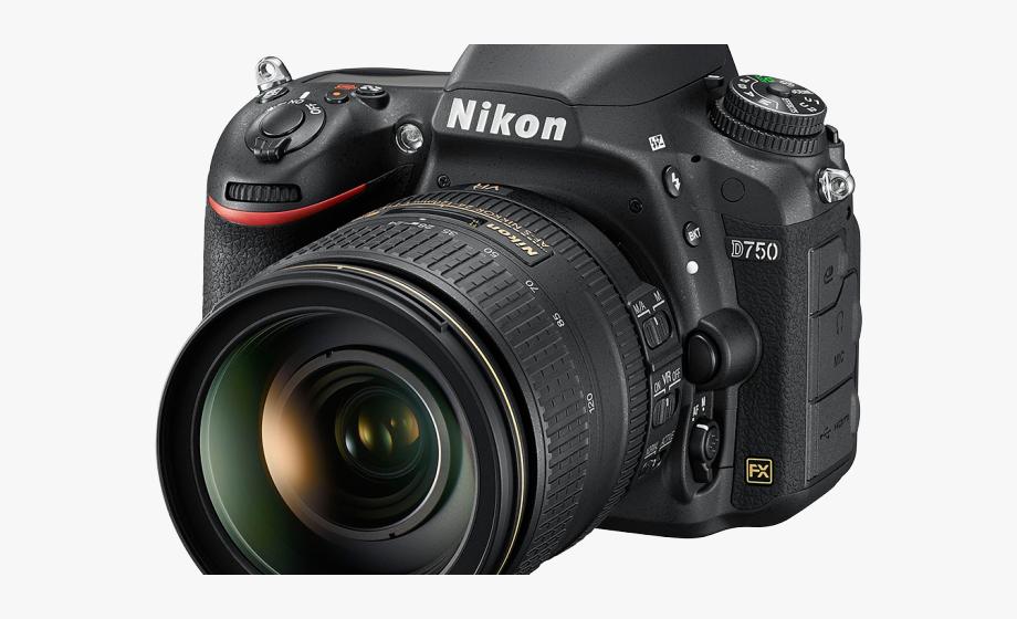 Dslr Clipart Nikon Camera.