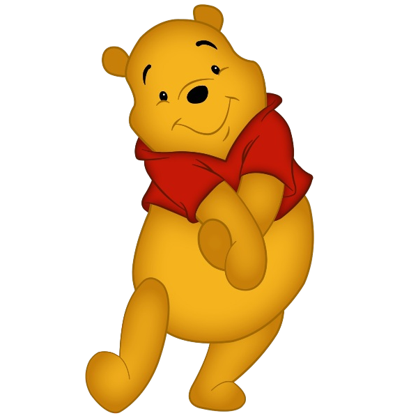Baby Winnie The Pooh And Friends Clipart.