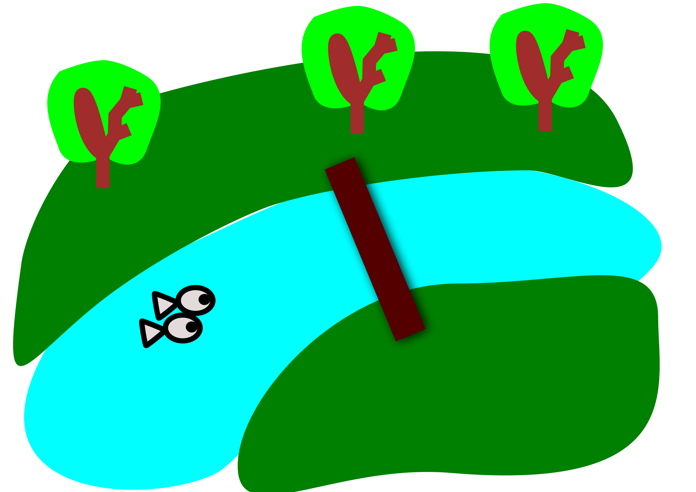 Clipart River.