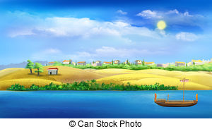 River nile Illustrations and Clip Art. 182 River nile royalty free.