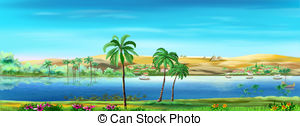 Nile river Illustrations and Stock Art. 192 Nile river.
