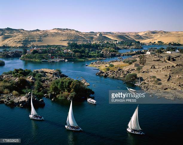 Nile River Stock Photos and Pictures.