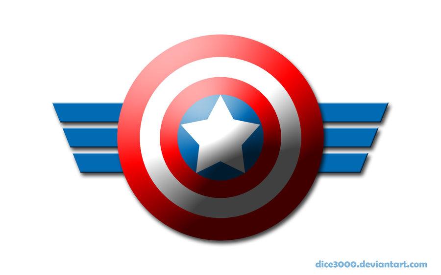 Clipart Captain America.