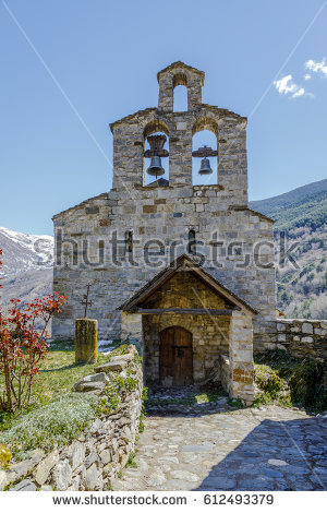 Vall De Boi Spain Stock Images, Royalty.
