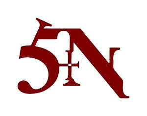 Details about Nine Inch Nails NIN SIN Logo Car Window Laptop Guitar Vinyl  Decal Sticker.