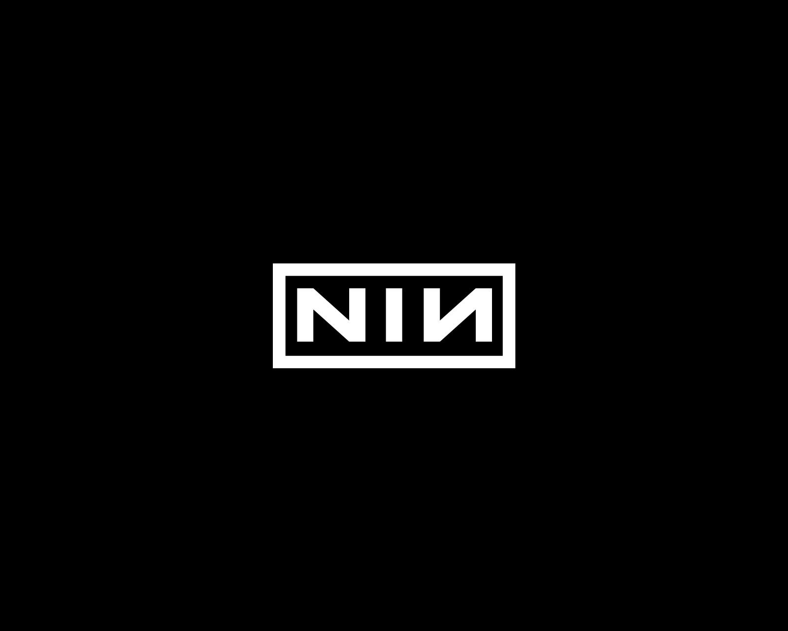 Nine inch nails Logos.
