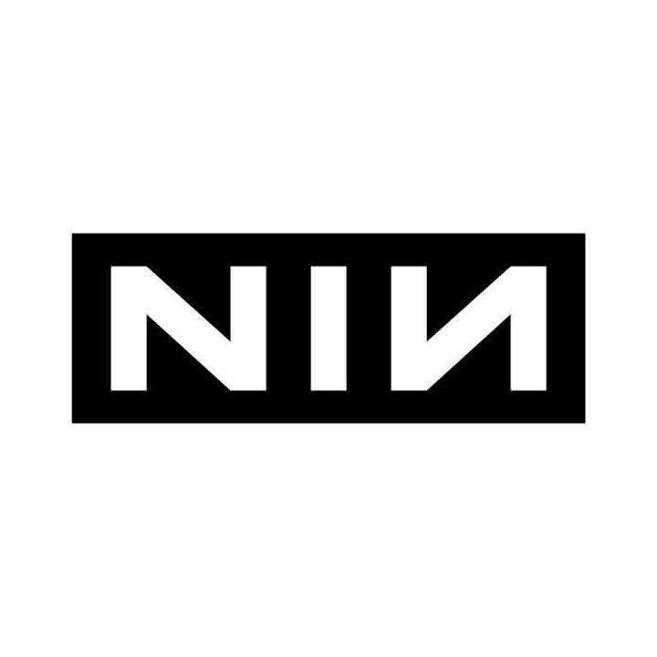 Nine Inch Nails Logo.