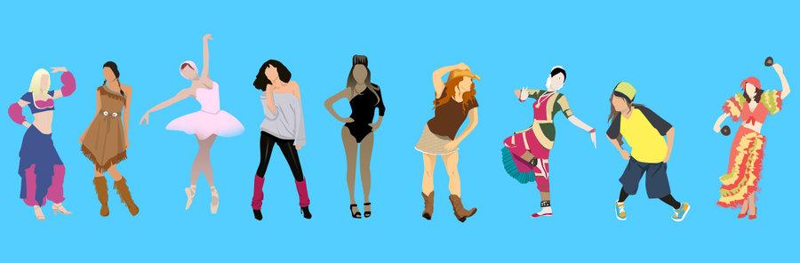 Similiar Nine Ladies Dancing Keywords.