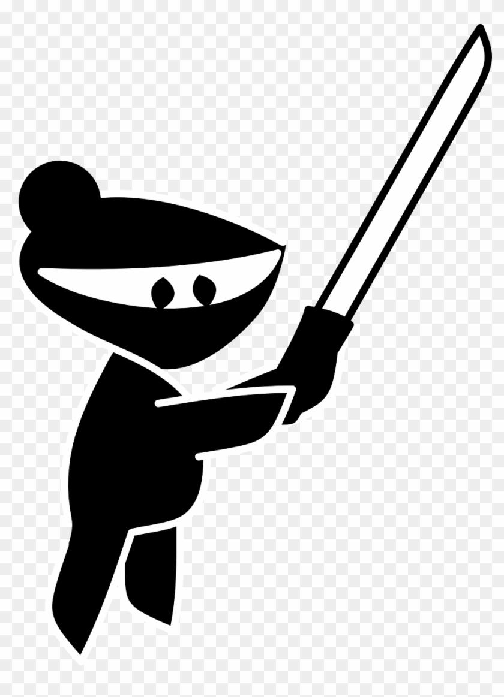 Ninja Samurai Sword.