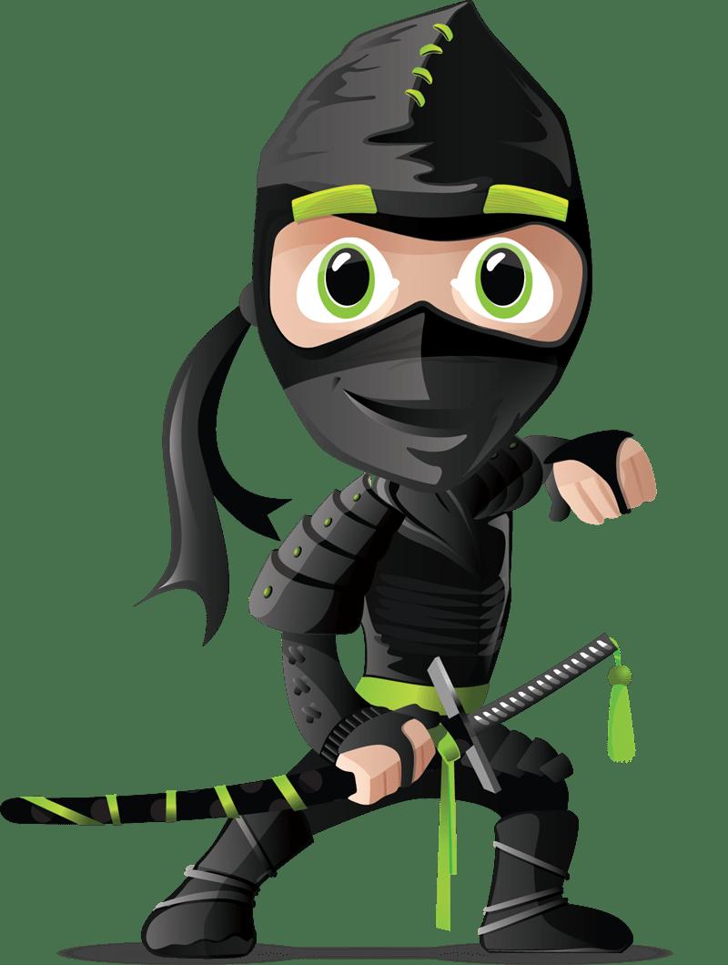 Ninja clipart free 3 » Clipart Portal.
