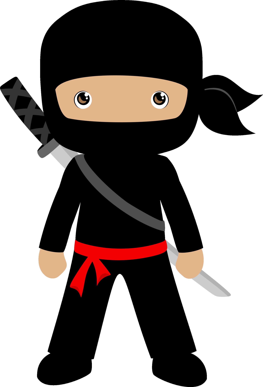 Download High Quality ninja clipart boy Transparent PNG.