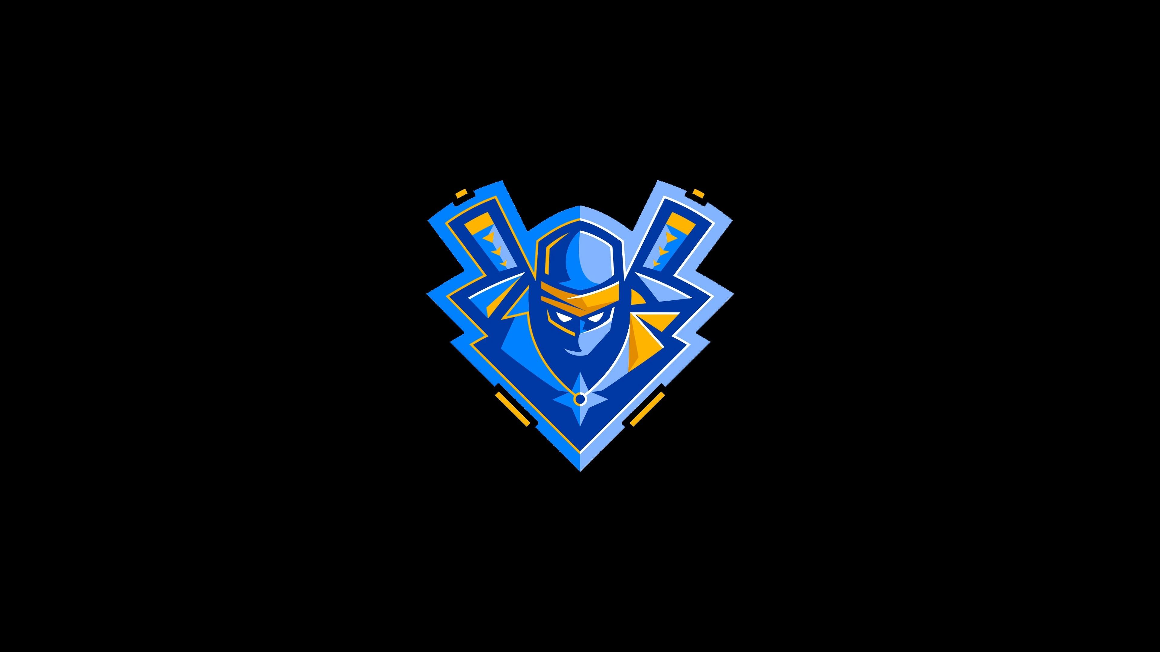 Ninja Logo Fortnite Battle Royale 4K 3840x2160 Wallpaper #65.