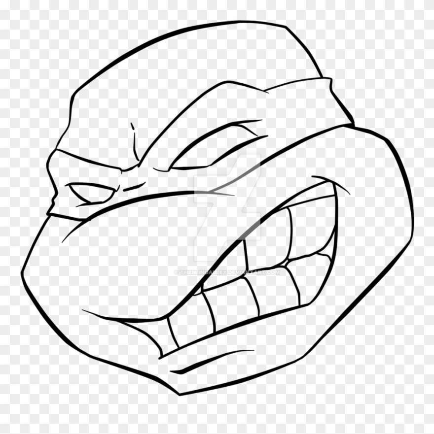 Teenage Mutant Ninja Turtles Mask Png.