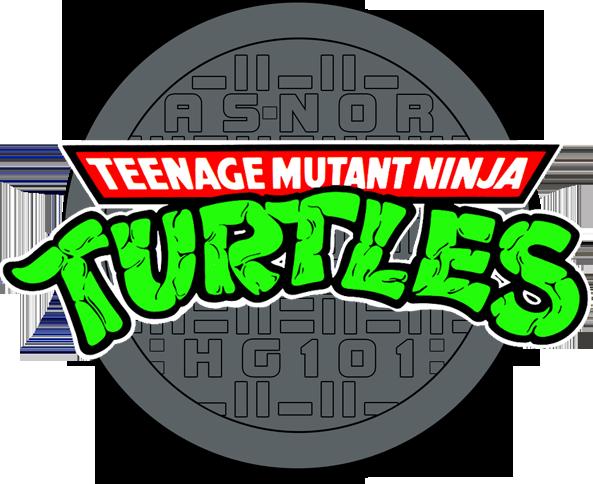 Ninja Turtles Logo 2.