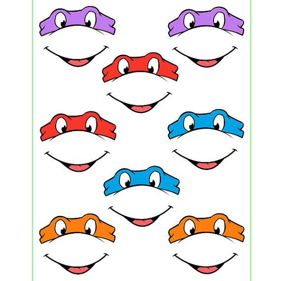 turtle in mouth clipart #20