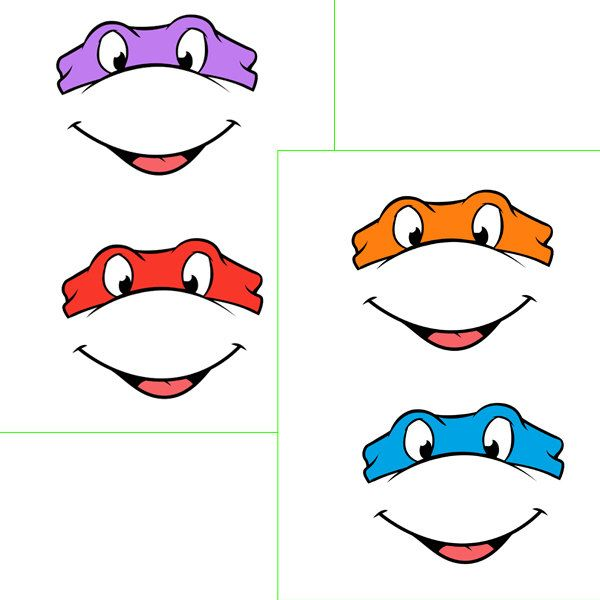 turtle in mouth clipart #14