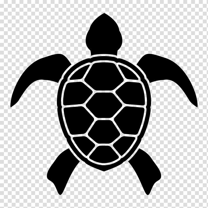 Black turtle illustration, Turtle shell Raphael Teenage.