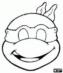 Ninja Turtle Mask Clipart.