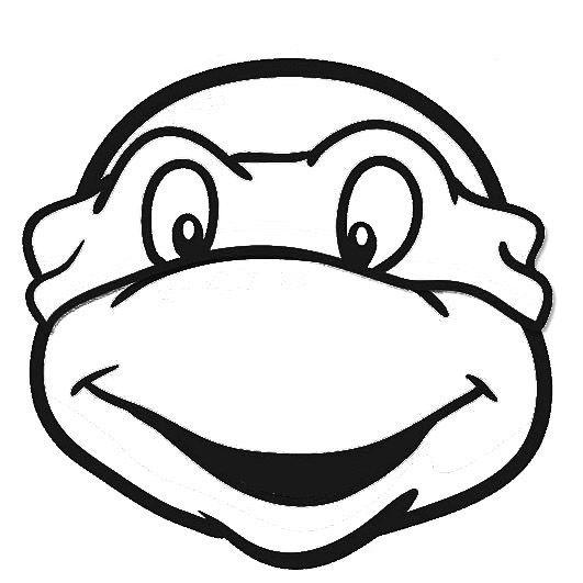 ninja turtle mouth clipart Clipground