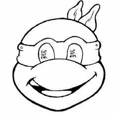 Top 25 Free Printable Ninja Turtles Coloring Pages Online.