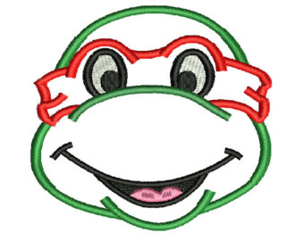 Ninja Turtles Clipart.