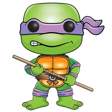 Ninja Turtles Easter Clipart.