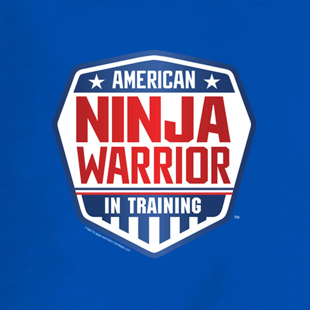 American ninja warrior Logos.