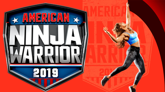 American Ninja Warrior.