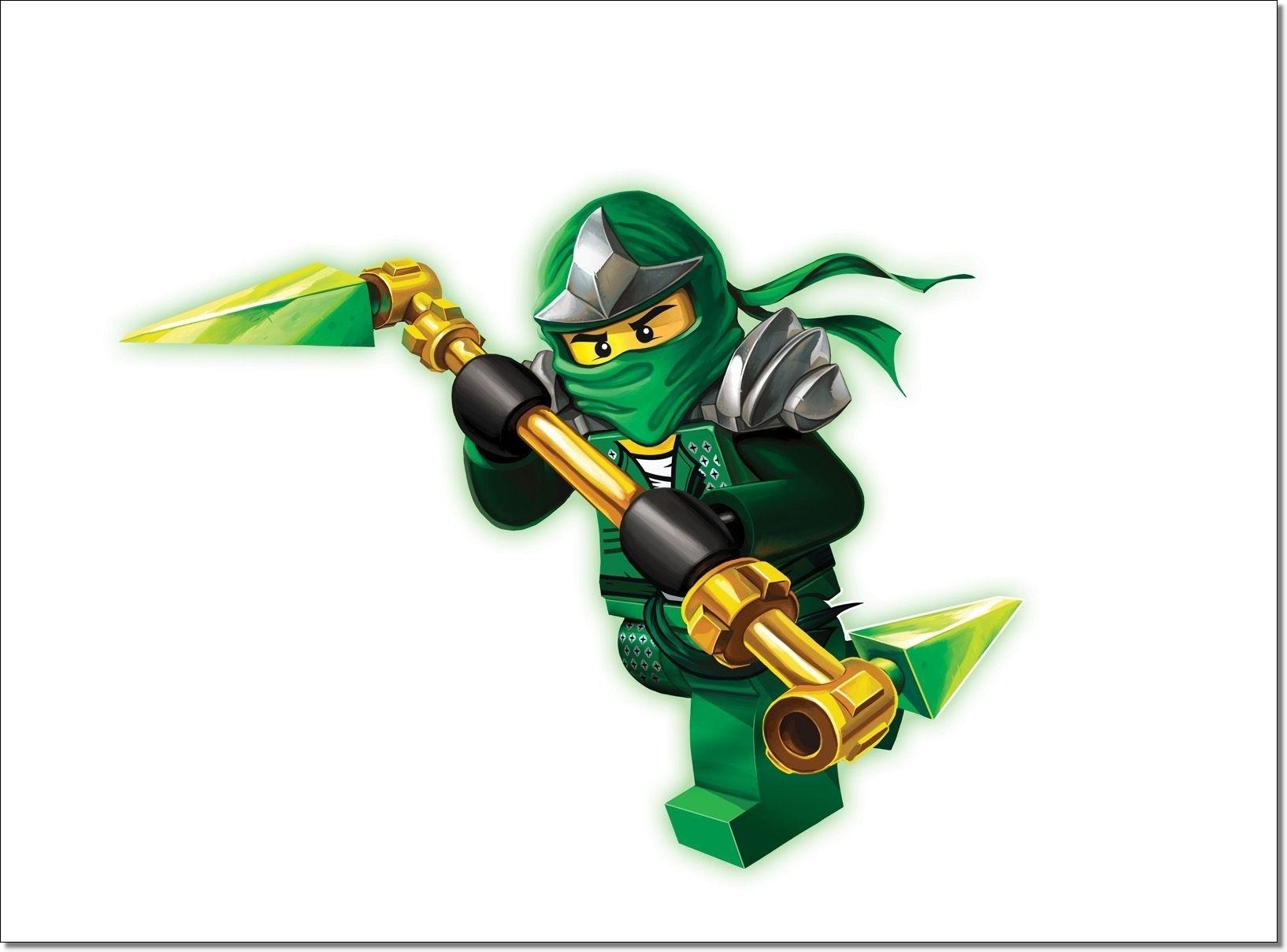 Lego Ninjago Clipart.