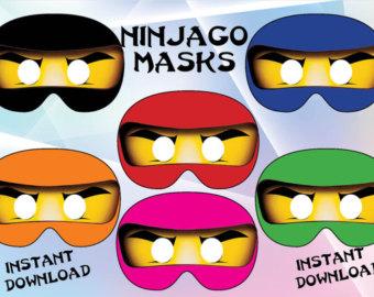 Ninjago eyes.
