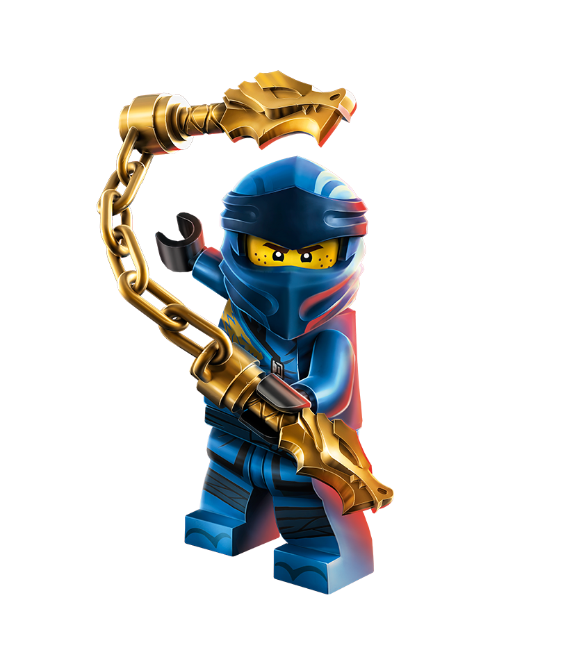 THE LEGO® NINJAGO® LEGACY.