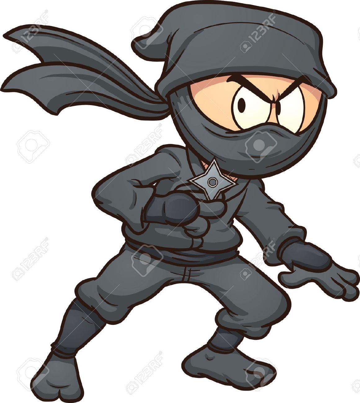 5,966 Ninja Stock Vector Illustration And Royalty Free Ninja Clipart.