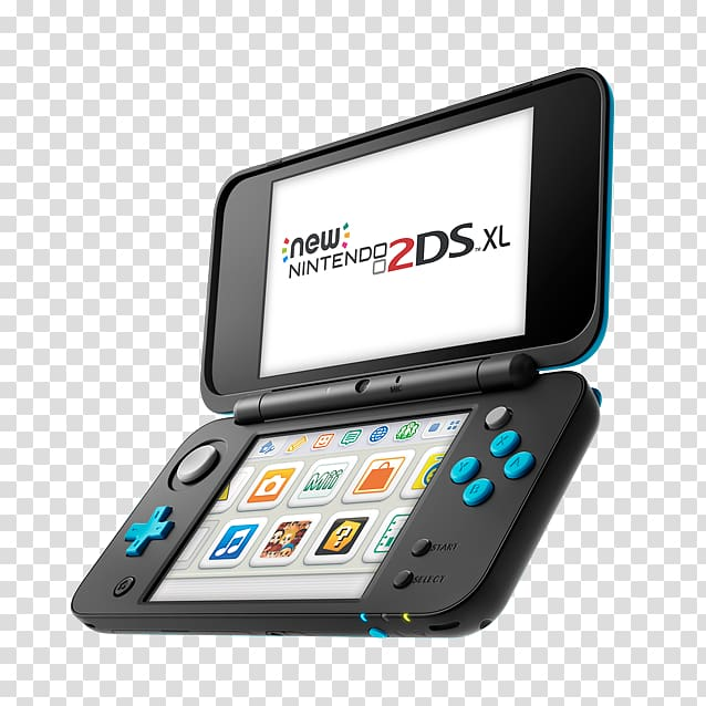 New Nintendo 2DS XL Nintendo 3DS Video Game Consoles.