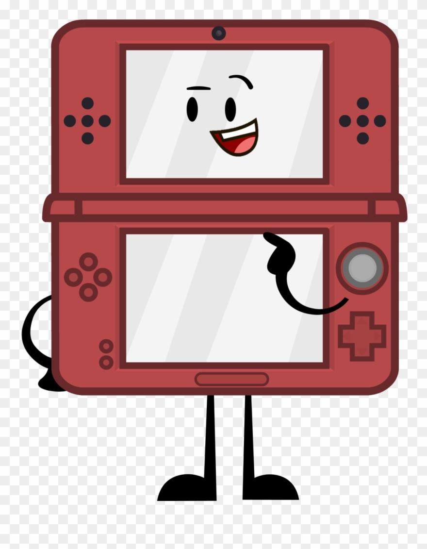 Nintendo 3ds Clipart (#3135904).