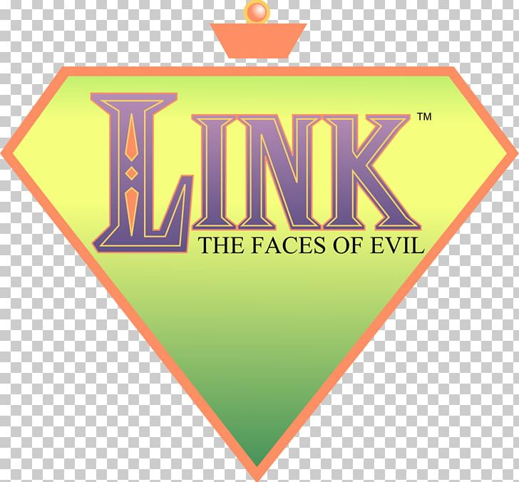 Link: The Faces Of Evil Logo Nintendo Switch Nintendo 3DS.