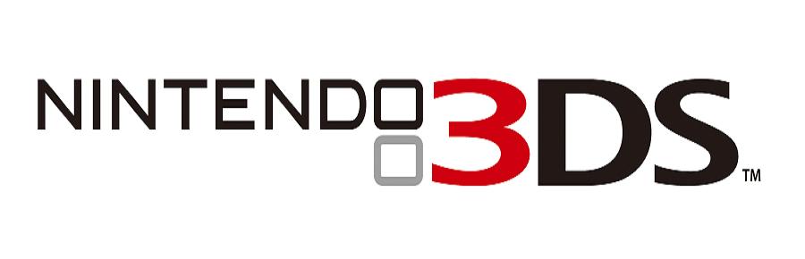 Nintendo 3DS Logo.