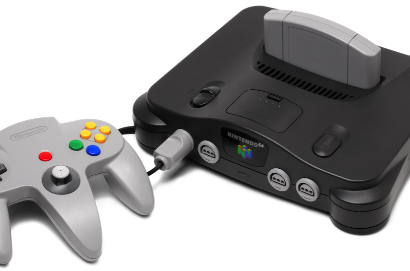 The Nintendo 64 turns 20 years old today.