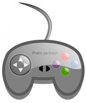 Nintendo Game Controller Clipart.