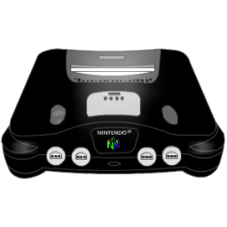 Nintendo 64 Clipart.