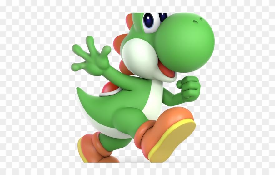Yoshi Clipart Nintendo Character.
