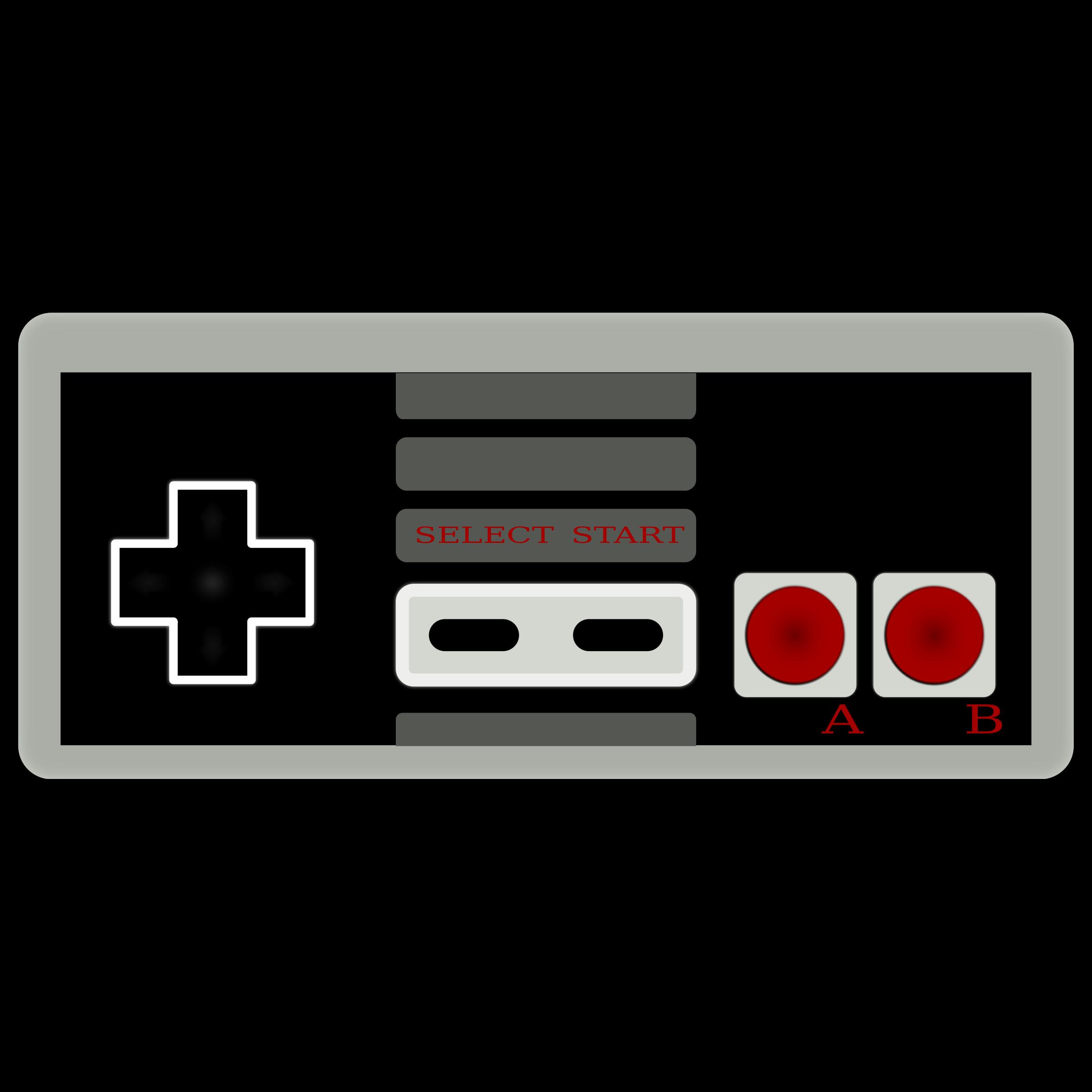 Nintendo Clipart.