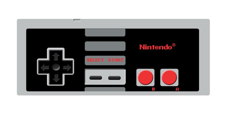 Nintendo controller clipart 3 » Clipart Station.
