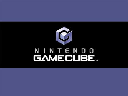 Nintendo Gamecube logo.